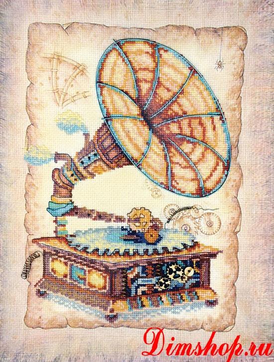 Набор для вышивания Чаривна мить Б-724 Gloria Dei 0b1f2681f0576