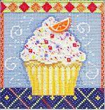 Ванильный кекс 141101,Mill Hill,Наборы для вышивки бисером,РУКОДЕЛИЕ,кухня,вышивание бисером.