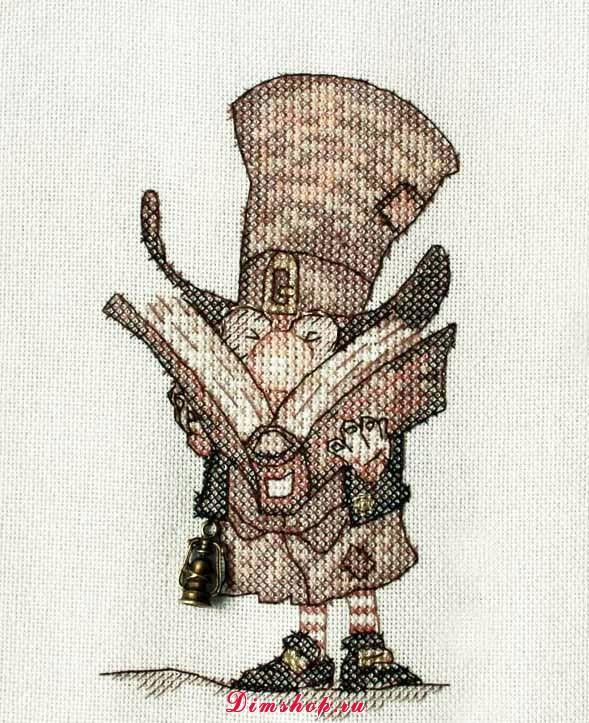 Набор для вышивки неокрафт