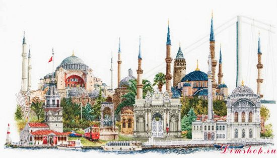 479 Istanbul · Thea Gouverneur