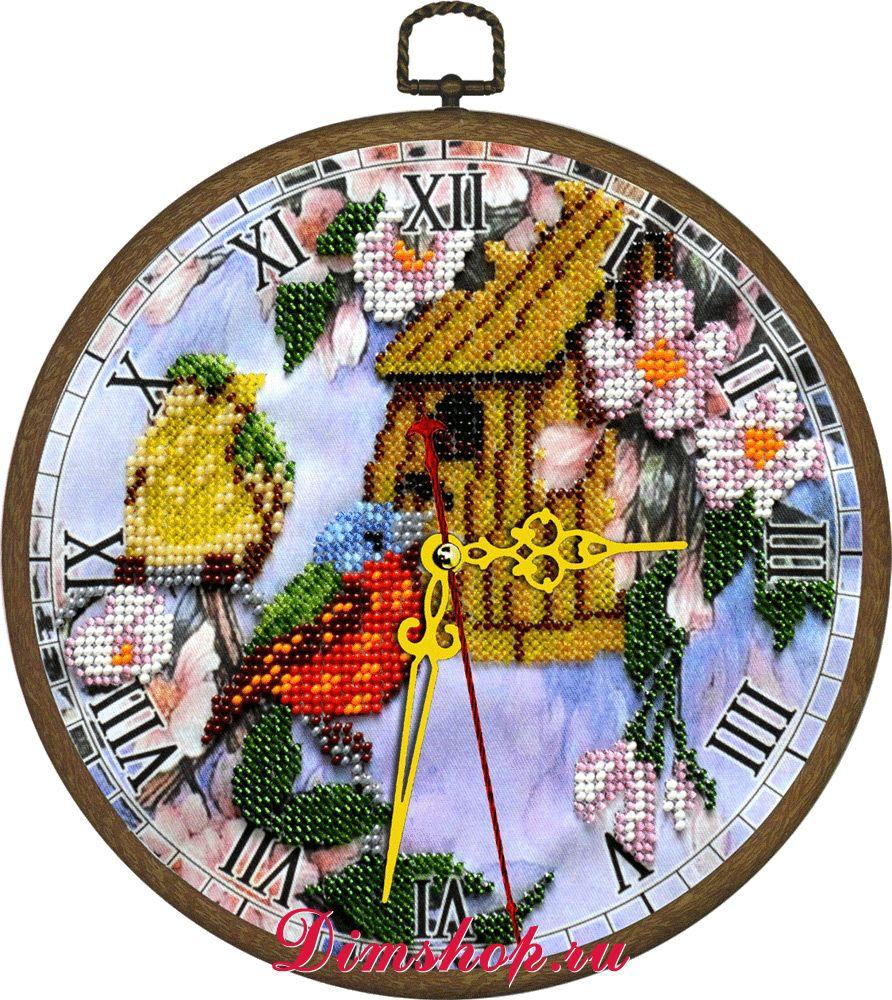 Набор для вышивки часов